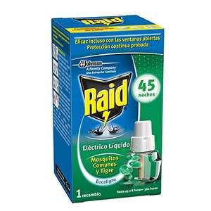 Raid - Recambio para difusor eléctrico anti mosquitos