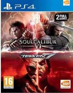 Soulcalibur VI + Tekken 7 (Ps4)
