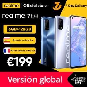 Realme 7 5G 6GB/128GB [Desde España]