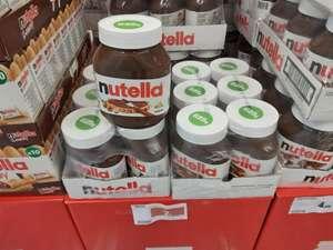 Nutella 825g a 2€ en Hipercor de Elche