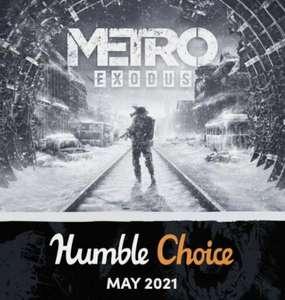 Humble Choice Mayo 2021 - Metro Exodus, Darksiders Genesis, Hellpoint y 9 juegos más