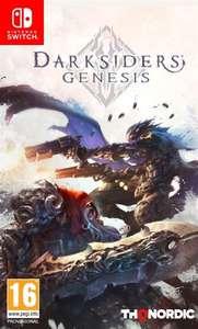 Darksiders Genesis Nintendo Switch - FNAC