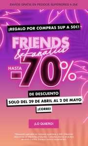 Hasta -70% en la web de NYX por friends&fanatics (del 29 abril al 3 de mayo)