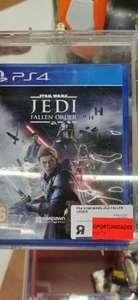 PS4 Star Wars Jedi Fallen Order Toys r US Málaga