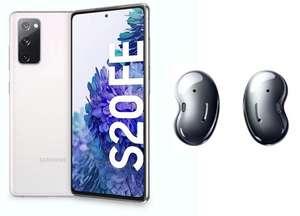 Galaxy S20 FE + Galaxy Buds Live