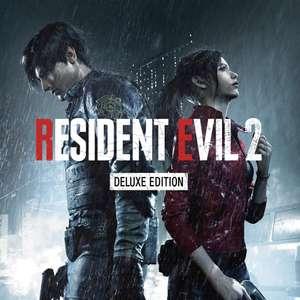 Deluxe Edition - Resident Evil 2 / Biohazard RE:2 [STEAM]