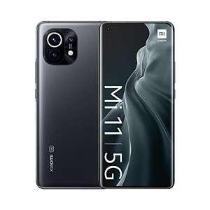 """Xiaomi Mi 11 5G - Smartphone 8GB + 128GB, 6.81"""" WQHD+ AMOLED"""