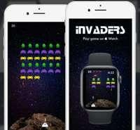 Invaders mini [IOS, Apple Watch, Iphone, Ipad]