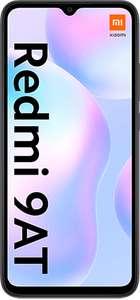 Xiaomi Redmi 9AT Negro 32GB + 1 mes llamadas y datos ilimitados (Vodafone)