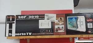 Soporte televisión con inclinación de 40 a 75