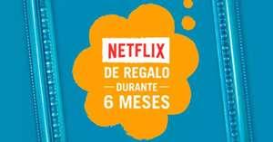 Yoigo regala 6 meses de Netflix