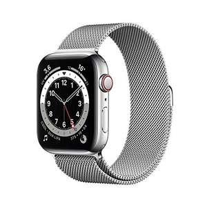 Apple watch 5 44 +cellular acero inoxidable