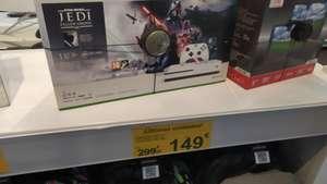 Consola XBOX ONE S 1TB con el juego Star Wars Jedi Fallen Order (Carrefour de Coristanco)