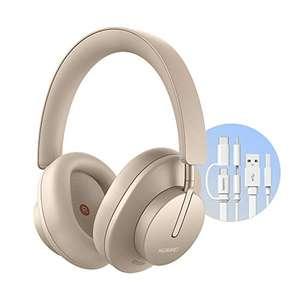 Huawei FreeBuds Studio - Auriculares inalámbricos con ANC Doble Antena, Carga rápida, Color Dorado