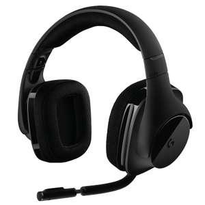 Logitech G533 Auriculares Gaming Inalámbricos DTS 7.1
