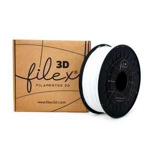 Filamento impresora 3D PLA 850 1 Kg. - Filex3D