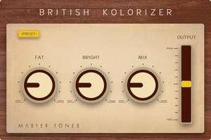 British Kolorizer y 2B Shaped Filter [VST2/VST3]