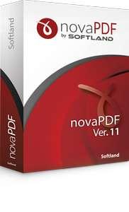 ASCOMP PDF Conversa, ByteScout PDF Multitool y novaPDF Lite 11
