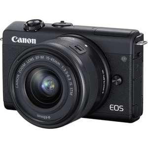 Canon EOS M200 + EF-M 15-45mm STM