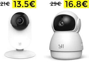 Preciazos en cámaras YI con envío desde España