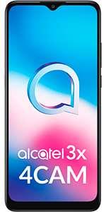 Móvil Alcatel 3X 4CAM Barato 77€