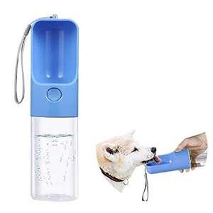 Botella de Agua para Perro 450 ml - Varios Colores