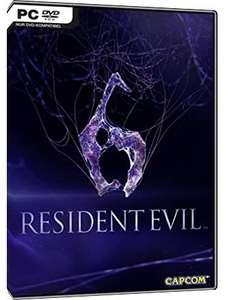 Resident Evil 6 - EU Key