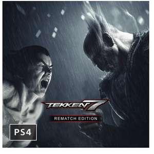 TEKKEN 7 rematch edition PS4 - PlayStation store