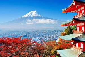 Vuelos a Japón Ida Y Vuelta Desde 345€