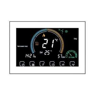 Termostato WiFi de 16 A para calefacción eléctrica