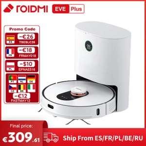 ROIDMI Robot aspirador EVE Plus - Desde España