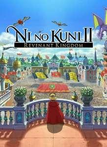 Ni No Kuni II: Revenant Kingdom Steam