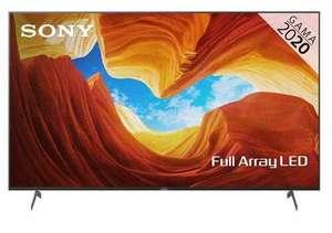 "TV Sony 65"" KE65XH9096 UHD 4K, Smart TV Android, Full Array, X1 Proc., X-Reality PRO, Dolby Atmos"