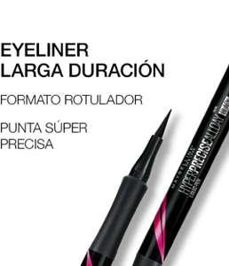 Eyeliner Hyper Precise - Maybelline - Negro Mate