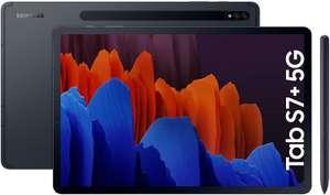 "Samsung Galaxy Tab S7+ 5G 12.4"" 256GB Snapdragon 865+"