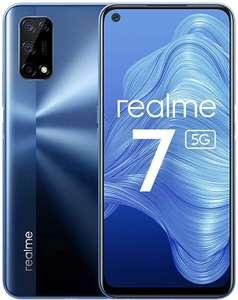 Realme 7 5G 6GB/128GB 120Hz 5000mAh por solo 185€ (Amazon)