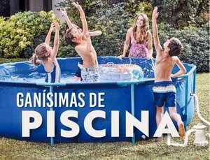 Piscina Tubular Molokini 305x76 cm + (Depuradora y filtro) y otras ofertas para el Verano