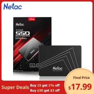 Netac Disco Duro SSD 2TB