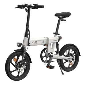 HIMO-bicicleta eléctrica plegable Z16 (Desde Europa)