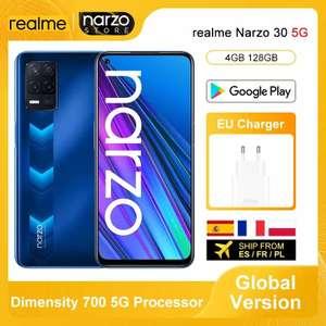Realme Narzo 30 4/128 Dimensity 700 5G.
