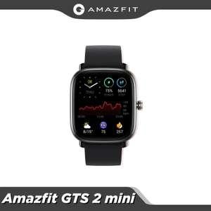 Amazfit-reloj inteligente GTS 2 Mini DESDE ESPAÑA . COLORES NEGRO, ROSA O VERDE
