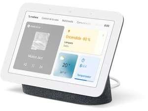 Google Nest Hub 2º Gen + Promo Chromecast 3 de REGALO + descuento adicional 3 días sin IVA