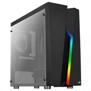 PC Gaming KVX Phobos 1 GeForce RTX 3060/ Intel Core i5-9400F/ 16GB/ 256GB SSD + 1TB/ FreeDOS