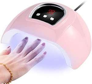Lampara uñas LED UV 54W