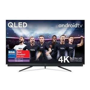 Tcl TV QLED 65'' TCL 65C815 4K UHD HDR Smart TV