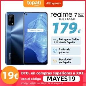 REALME 7 5G 6GB/128GB (envio desde España)