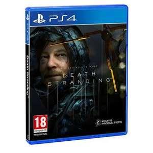 Death Stranding PS4/PS5 por solo 16€ (Socios Fnac)