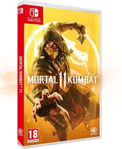 Mortal Kombat 11 [Físico, Switch]