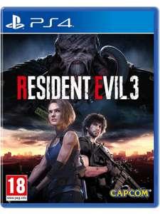 Resident Evil 3 Remake - PS4 (Carrefour Zamora)