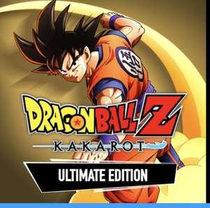Dragonball Z Kakarot Ultimate